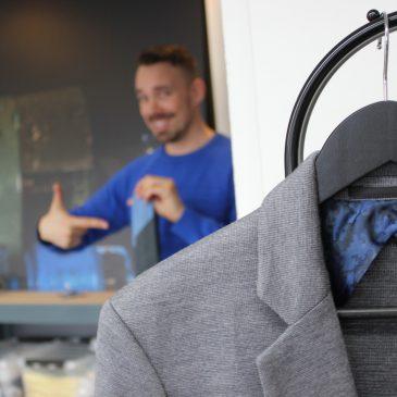 """Muotisuunnittelija Teemu Muurimäki: """"Laadukas vaate on ainoa tapa tehdä muotia."""""""