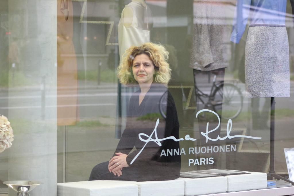 Anna Ruohonen Paris L I L O U ' s #lilous helsinkiläinen lifestyleblogi blogeuse finlandaise Kaisa Pohjanvirta #mode #Helsinki @KPohjanvirta