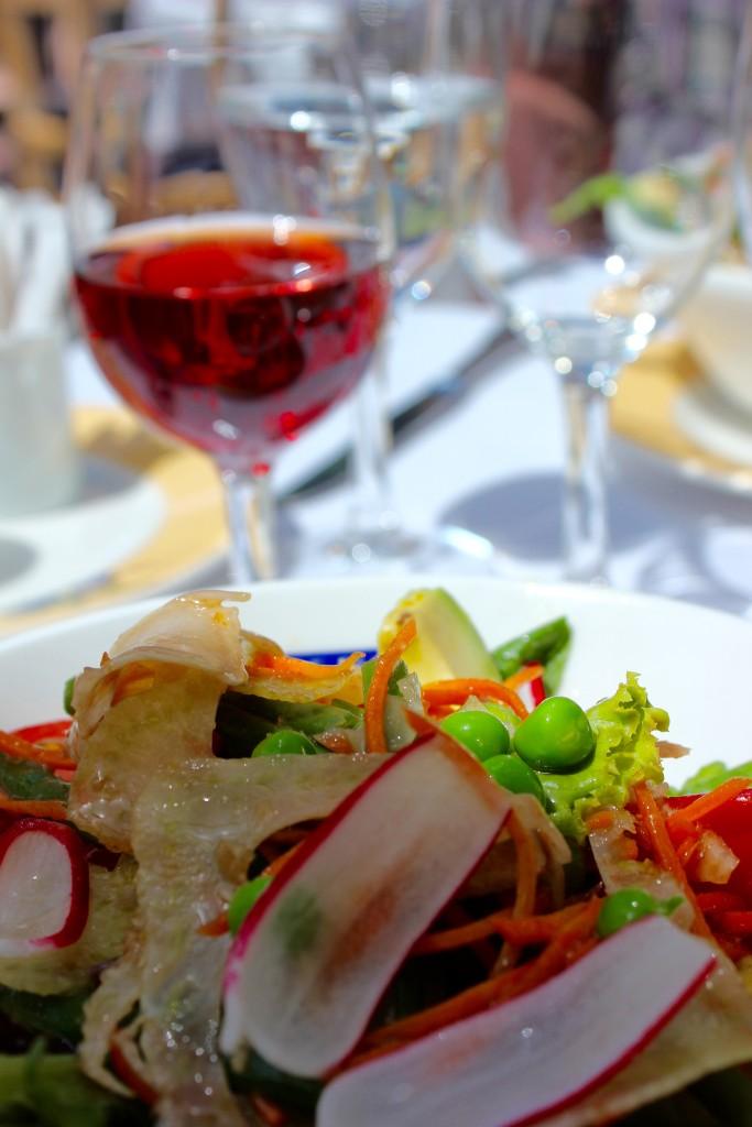 Le Sud-ravintola Lyonissa on yksi Paul Bocusen neljästä ilmansuuntien mukaan nimetystä ravintolasta.