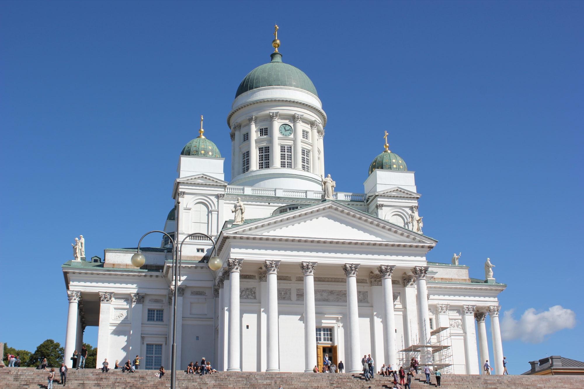 Helsinki - ikuisesti #lilous @KPohjanvirta #visithelsinki