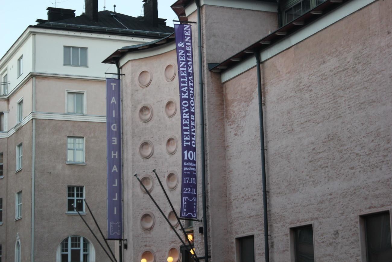 Tellervo Kalleinen Oliver Kochta-Kalleinen