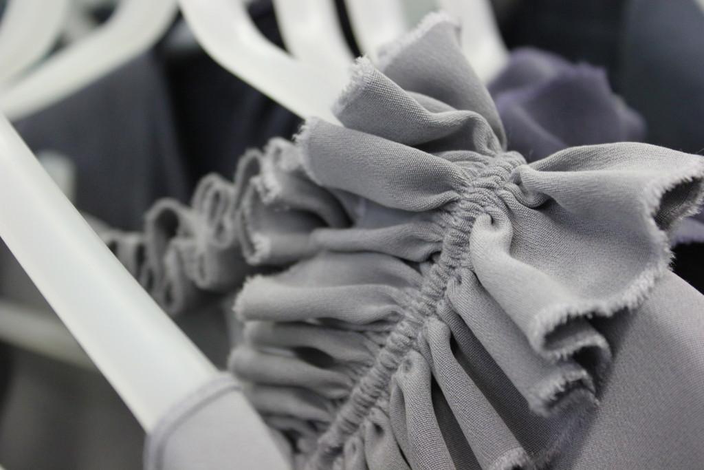 """Vaatesuunnittelija Anna Ruohonen: """"Uskon pitkäjänteiseen kehittämiseen."""" Anna Ruohonen Paris L I L O U ' s #lilous helsinkiläinen lifestyleblogi blogeuse finlandaise Kaisa Pohjanvirta #mode #Helsinki @KPohjanvirta"""