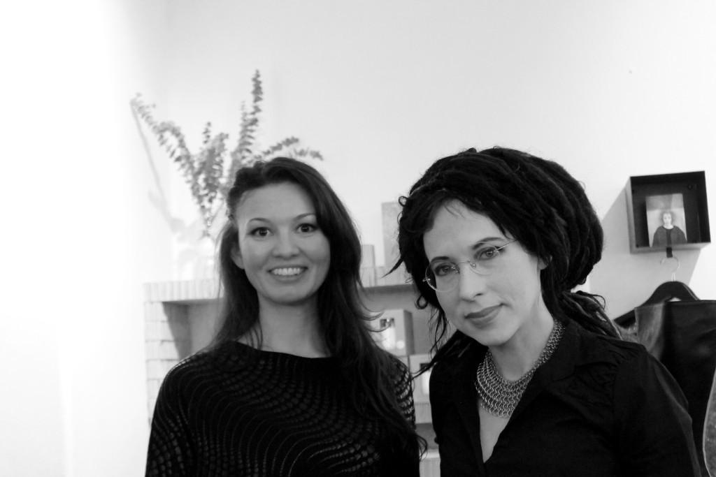 """Angeline Jae ja Sofi Oksanen: """"Estetiikka ja käyttömukavuus eivät sulje pois toisiaan.""""L I L O U ' s #lilous lifestyle Helsinki @KPohjanvirta"""