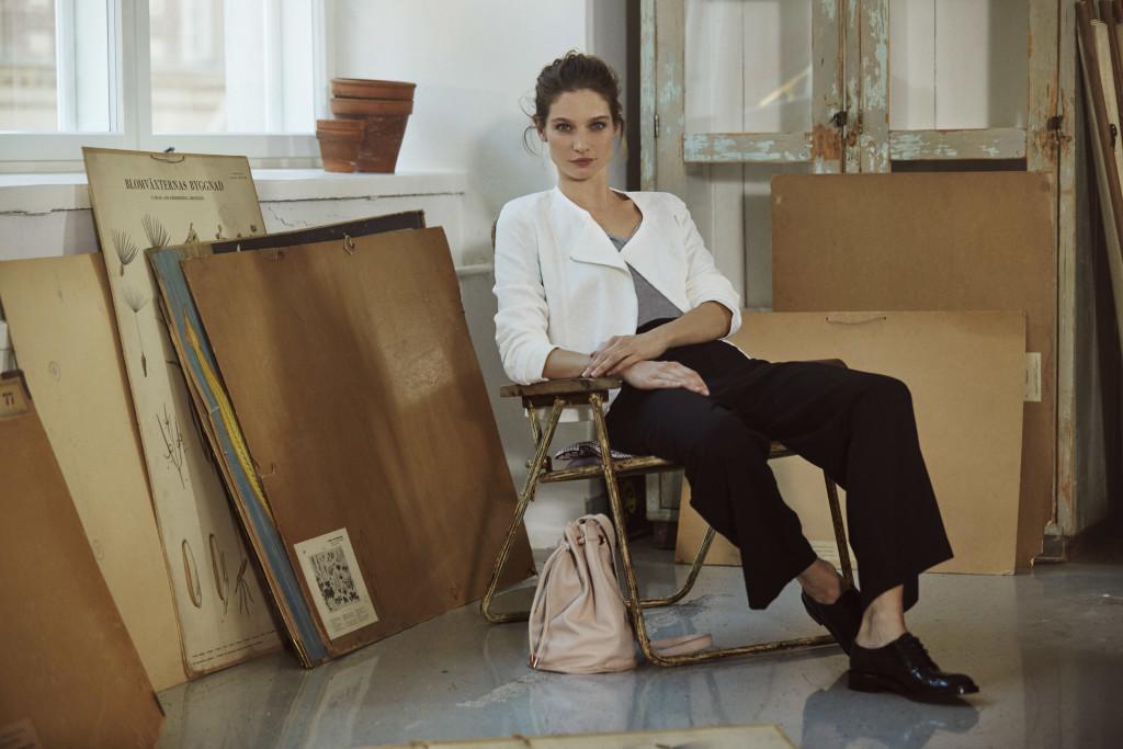 """Stockmannin suunnittelija Johanna Salovaara: """"Hyvä vaate on kuin hyvä ystävä"""" L I L O U ' S #lilous lifestyle Helsinki"""