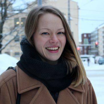 """Stockmannin suunnittelija Johanna Salovaara: """"Hyvä vaate on kuin hyvä ystävä"""""""