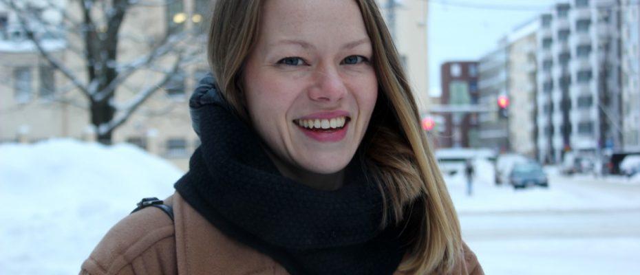 """Stockmannin suunnittelija Johanna Salovaara: """"Hyvä vaate on kuin hyvä ystävä"""" L I L O U ' s #lilous @KPohjanvirta"""