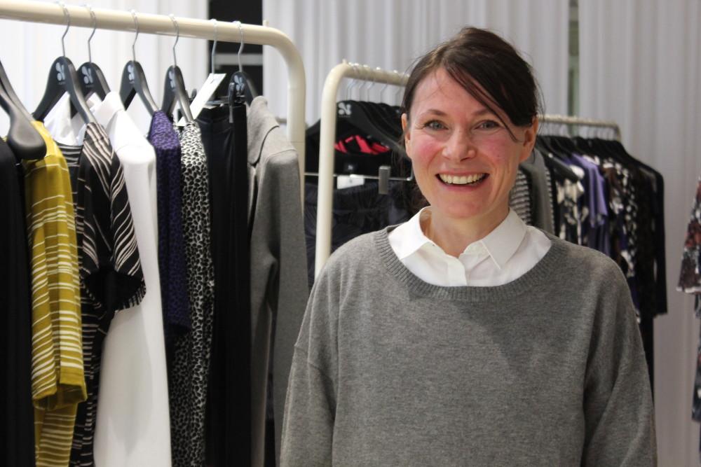"""Nanson suunnittelija Noora Niinikoski: """"Suomessa on erityislaatuista kuosisuunnittelua"""" L I L O U ' s #lilous lifestyle Helsinki @KPohjanvirta"""