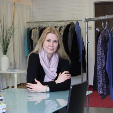 """Suunnittelija Kirsi Lille: """"Tiedostavan kuluttamisen eteneminen on hidasta"""""""