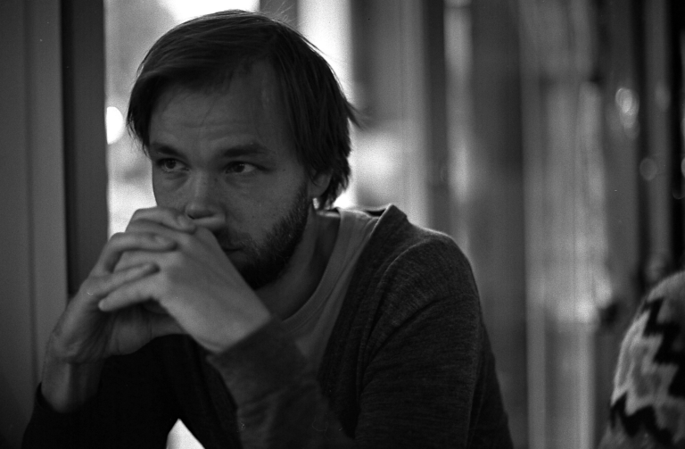 """Sarjakuvataiteilija Ville Ranta: """"Sananvapauden kulttuuri on Suomessa ja Ranskassa hyvin erilainen."""" L I L O U 's #liloous lifestyle Helsinki @KPohjanvirta"""