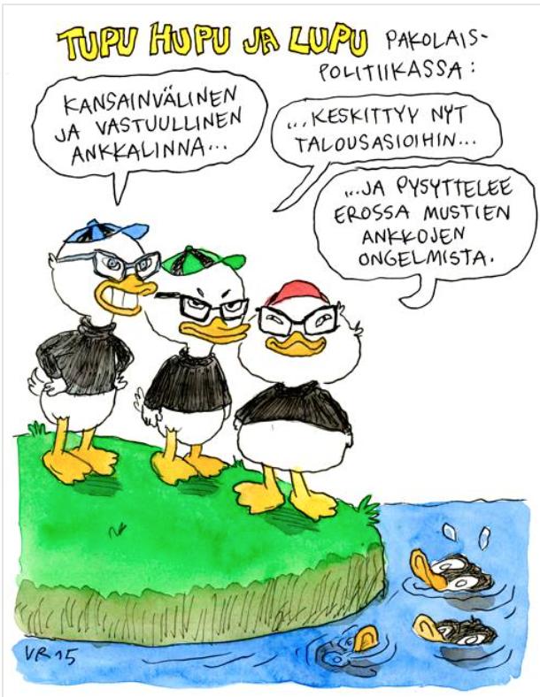 """Sarjakuvataiteilija Ville Ranta: """"Sananvapauden kulttuuri on Suomessa ja Ranskassa hyvin erilainen."""" L I L O U ' s #lilous lifestyle Helsinki @KPohjanvirta"""