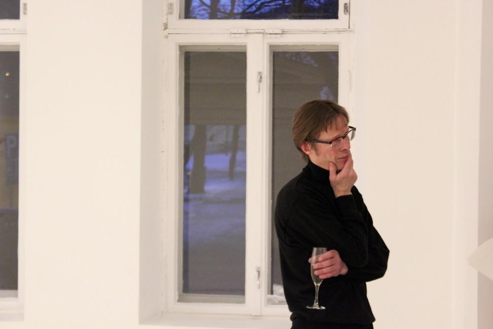 """Pekka Jylhä: """"Materiaalilla on tärkeä viesti"""" L I L O U ' s #lilous lifestyle Helsinki @KPohjanvirta"""