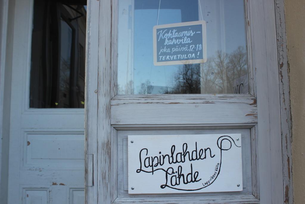 Seppo Fräntin taidekokoelma räiskyy Lapinlahdessa L I L O U ' s #lilous lifestyle-blogi Haava Seppo Fränti Lapinlahden Lähde