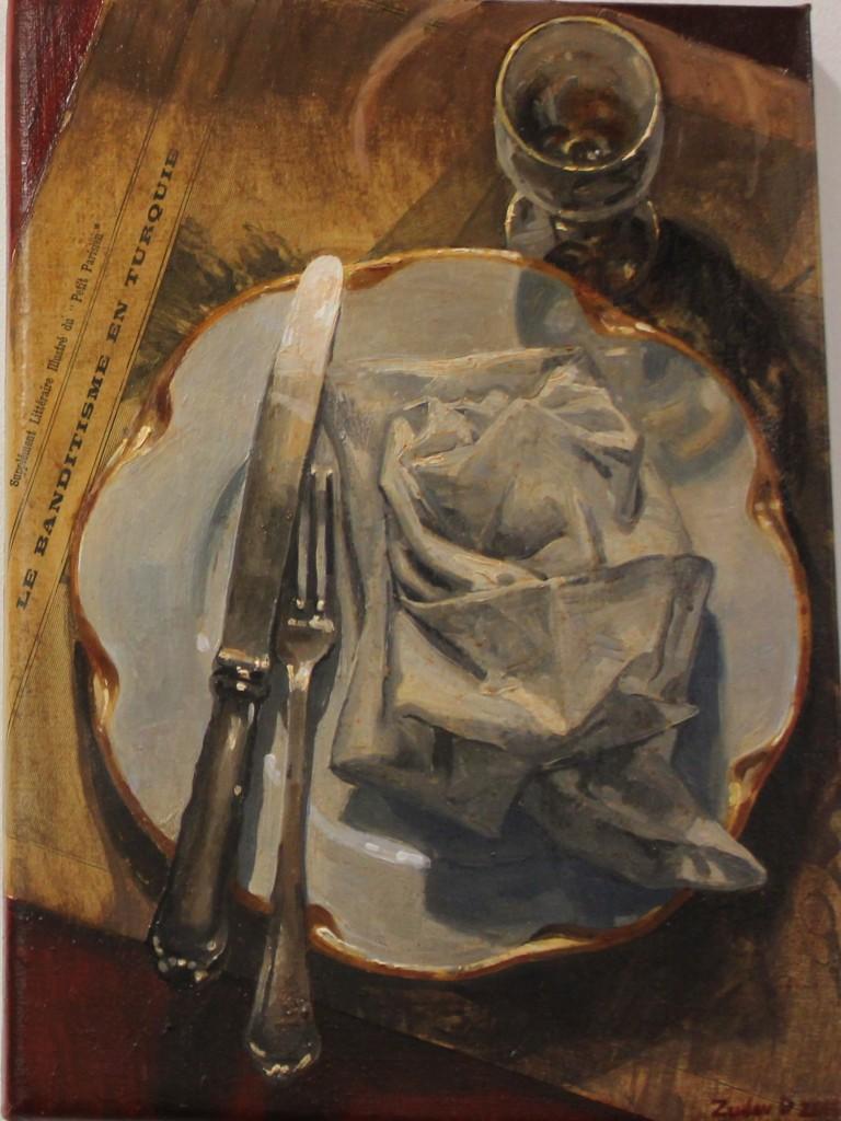 Dmitri Zudov: Inspiré par le Louvre L I L O U ' s #lilous helsinkiläinen lifestyle-blogi @KPohjanvirta