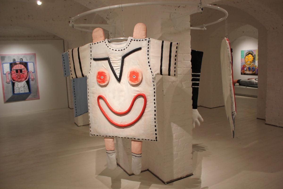 Daniel Palillon vaatepainajainen Designmuseossa L I L O U 's #lilous helsinkiläinen lifestyle-blogi blogeuse finlandaise @KPohjanvirta