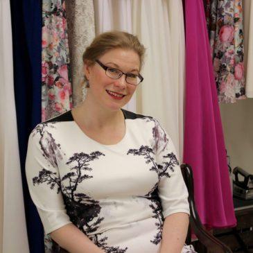 """Designer Aurora Raiskinen: """"Älä naamioidu, vaan ole oma itsesi"""""""