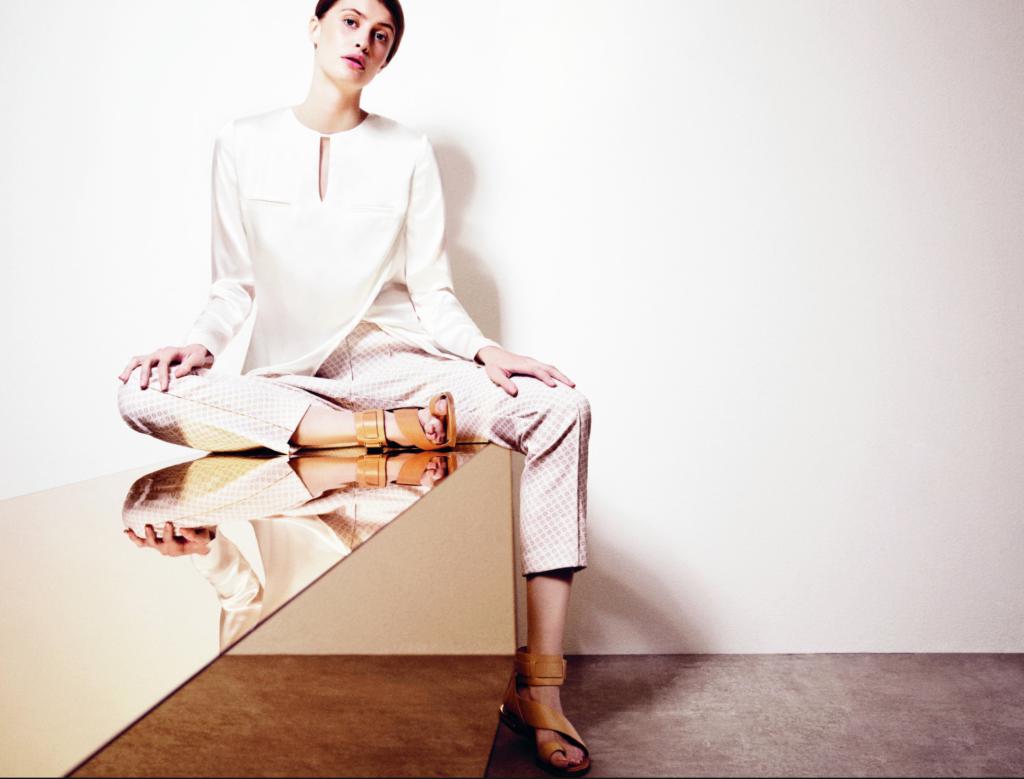 """Gustavin suunnittelija Tina Gustavsson: """"Säkenöi naisena!"""" L I L O U ' s #lilous helsinkiläinen lifestyleblogi Kaisa Pohjanvirta blogeuse finlandaise @KPohjanvirta #Gustav #villaTremondo designer Tina Gustavsson #Dots"""