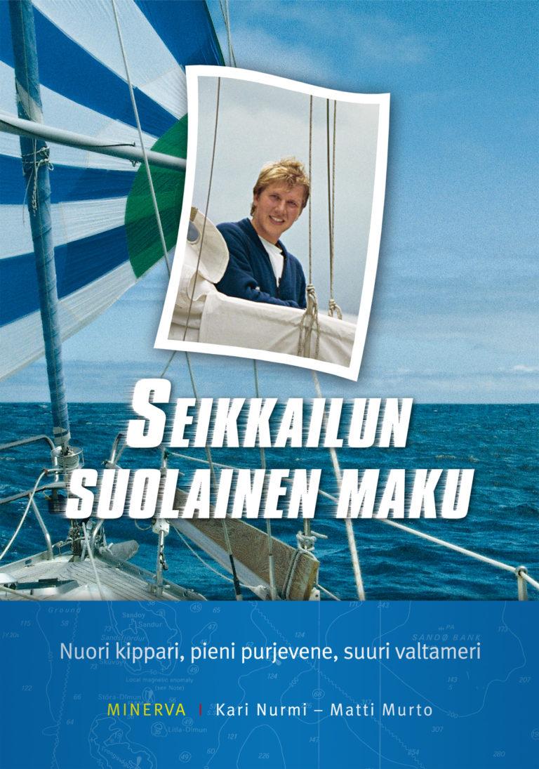 """Seikkailija Kari """"Ruffe"""" Nurmi: """"Luontoa kohtaan ei saa olla ylimielinen"""" L I L O U ' s #lilous helsinkiläinen lifestyleblogi Kaisa Pohjanvirta blogeuse finlandaise @KPohjanvirta #Helsinki #savetheseas #KonKari #Itämeri #luonto"""