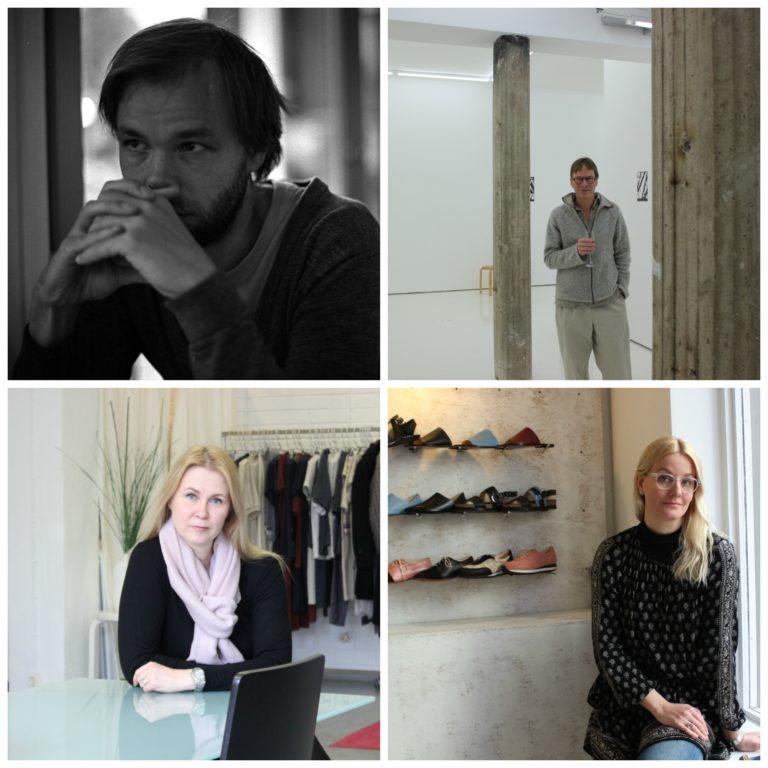 Taiturimaista osaamista #FinnishDesign L I L O U ' s #lilous helsinkiläinen lifestyleblogi Kaisa Pohjanvirta blogeuse finlandaise @KPohjanvirta #villeranta #pekkajylhä #kirsilille #lilleclothing #terhipölkki