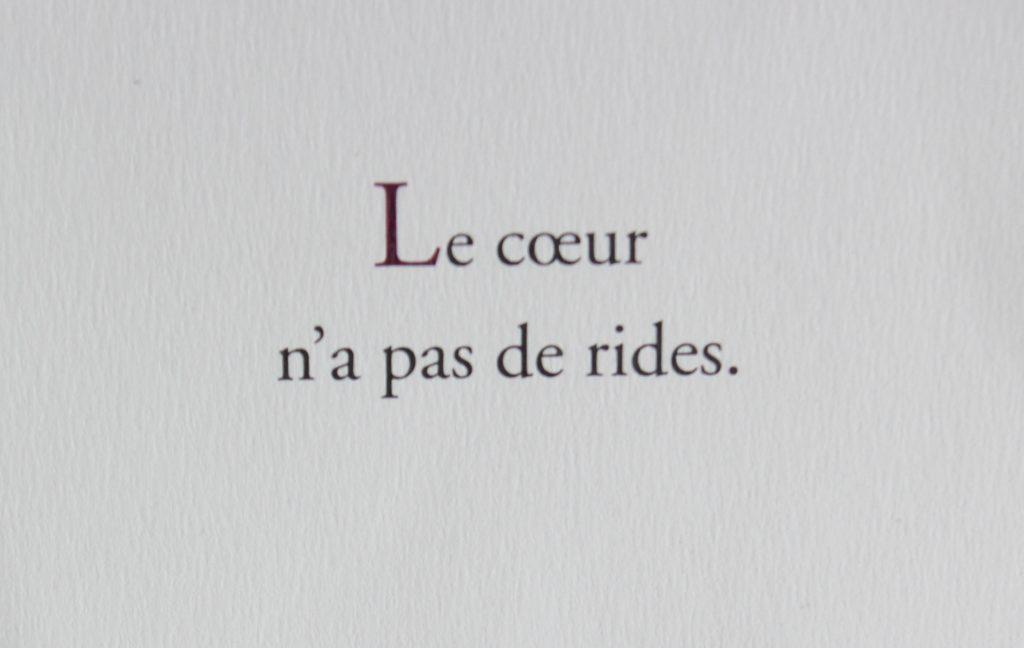 Sydämellä ei ole ryppyjä L I L O U ' s #lilous lifestyleblogi Kaisa Pohjanvirta #tyyli #style #irisapfel #lebonmarché