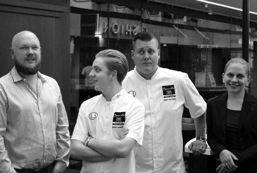 Menu Nordic by Chef Eero Vottonen L I L O U ' s #lilous lifestyleblogi Kaisa Pohjanvirta #TallinkSilja Bon Vivant Sommelier Heidi Mäkinen Keittiömestari Eero Vottonen Miikka Manninen Matti Jämsén Bocuse d'or
