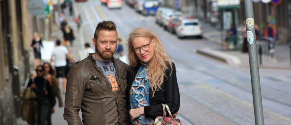 """Muodikas työpari Teri Niitti ja Anu Laapotti: """"Olemme molemmat saaneet klassisen muotikoulutuksen"""""""