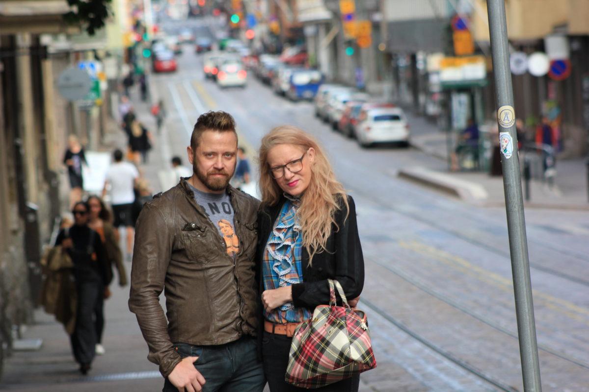 """Muodikas työpari Teri Niitti ja Anu Laapotti: """"Olemme molemmat saaneet klassisen muotikoulutuksen"""" L I L O U ' s #lilous lifestyleblogi Kaisa Pohjanvirta #Helsinki #stylismi #teriniitti #anulaapotti #mode #FinnishFashion #fashion"""