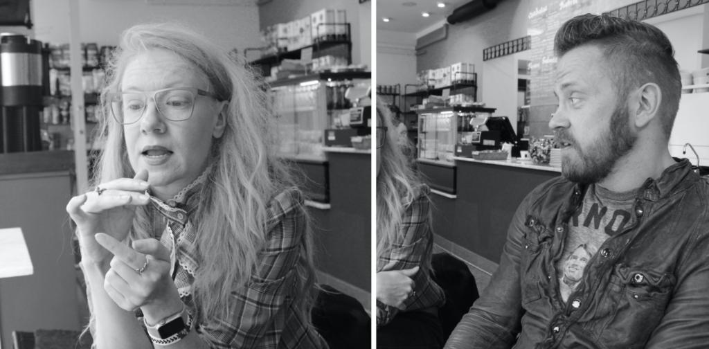 """Muodikas työpari Teri Niitti ja Anu Laapotti: """"Olemme molemmat saaneet klassisen muotikoulutuksen"""" L I L O U 's #lilous lifestyleblogi Kaisa Pohjanvirta #Helsinki #stylismi #teriniitti #anulaapotti #mode #FinnishFashion #fashion Muodin huipulle"""