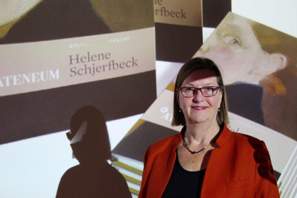 Ateneumin taiteilijat - Helene Schjerfbeck L I L O U 's #lilous helsinkiläinen lifestyle-blogi blogeuse finlandaise Kaisa Pohjanvirta #Helsinki #lenaHolger @AteneumMuseum #Kansallisgalleria
