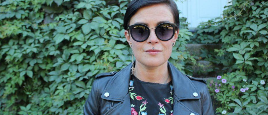"""Ajatuksia tyylistä / Anu Makkonen: """"Nyt olen oman tyylini tuntija"""" L I L O U 's #lilous helsinkiläinen lifestyleblogi blogeuse finlandaise Kaisa Pohjanvirta #Helsinki @anumaria #suokki #finnishfashion #mellakkahelsinki #bestseller #anumakkonen #N2"""