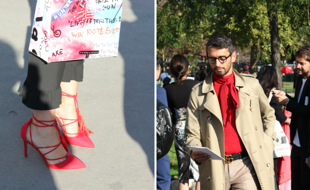 Qui est in, qui est out L I L O U ' s #lilous lifestyleblog @KPohjanvirta #chanel #paris #steinrohner #editioncactus @bbmixa #fashionweek Kaisa Pohjanvirta #finlande