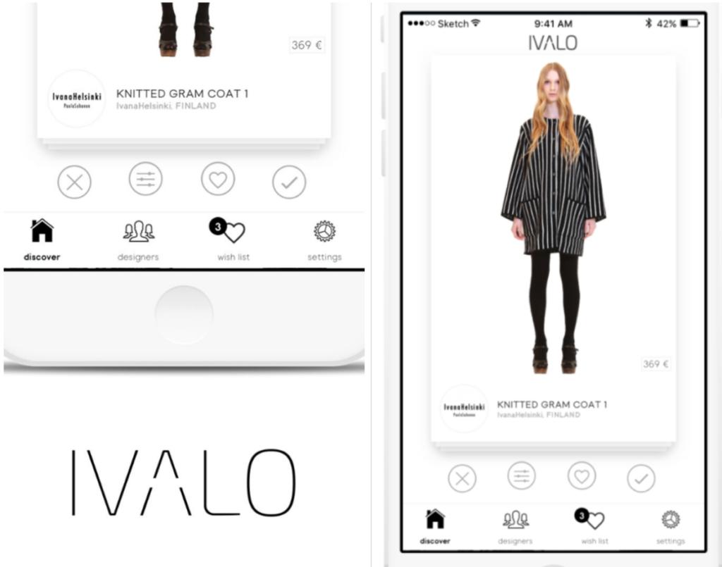 """Ivalon toimitusjohtaja Matti Lamminsalo: """"Yrittäjänä on oltava valmis oppimaan"""" L I L O U ' s #lilous lifestyleblogi Kaisa Pohjanvirta #ivalo #lumi #lumiaccessories #terhipölkki #lille #lilleclothing #annaruohonen #ivanahelsinki #finnishdesign #fashion #mode #muoti"""