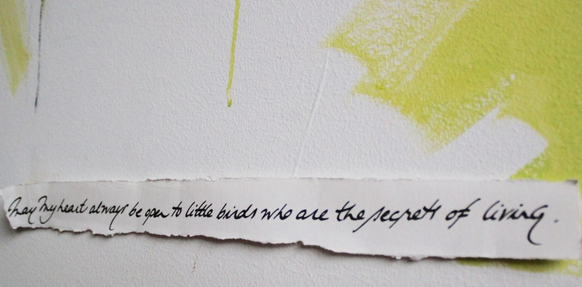 Tämä lause.. L I L O U ' s #lilous lifestyleblogi Kaisa Pohjanvirta #eecummings #runot