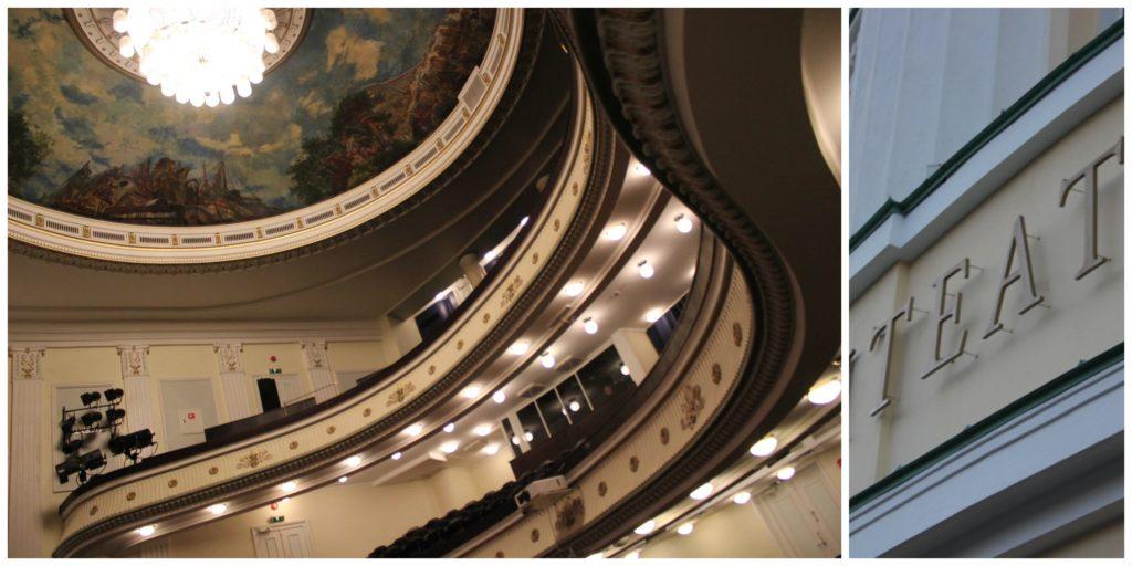 Estonia-teatterin lämpimissä tunnelmissa L I L O U ' s #lilous lifestyle Kaisa Pohjanvirta #visitTallinn #rahvusooper #visitTallinn TallinkSilja #megastar Vapaa-aika Tallinnassa #Helsinki #matkablogit #dSign Baletti Tallinnassa #kulttuuri