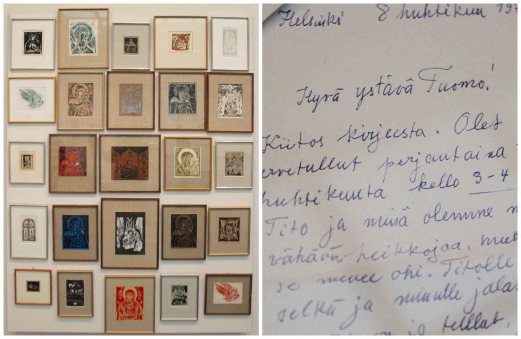 Valo muuttaa kaiken - Tuomo Sepon kokoelma Ateneumissa L I L O U ' s #lilous lifestyle Kaisa Pohjanvirta @AteneumMuseum #ateneum #art #finnishart #Helsinki #VisitHelsinki #tuomoSeppo #collector