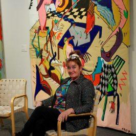 Poissa harmaus ja ikävä! L I L O U ' s #lilous lifestyleblog Kaisa Pohjanvirta #hamhelsinki #crisafenehielm #art #arbis #lifestyleblog #helsinki af enehielm musée d'art d'Helsinki Helsinki Museum of Art