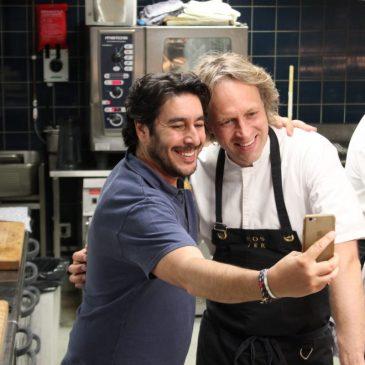 Voyage des chefs, gourmet-ammattilaisten matka Suomeen