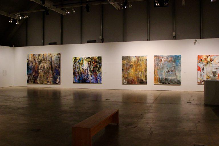 Nautinto HAMissa 12.11. asti L I L O U ' s #lilous lisfestyleblog Kaisa Pohjanvirta #HamHelsinki #annaretulainen #elinamerenmies #jukkakorkeila #art #taide #helsinki #peinture #maalaustaide