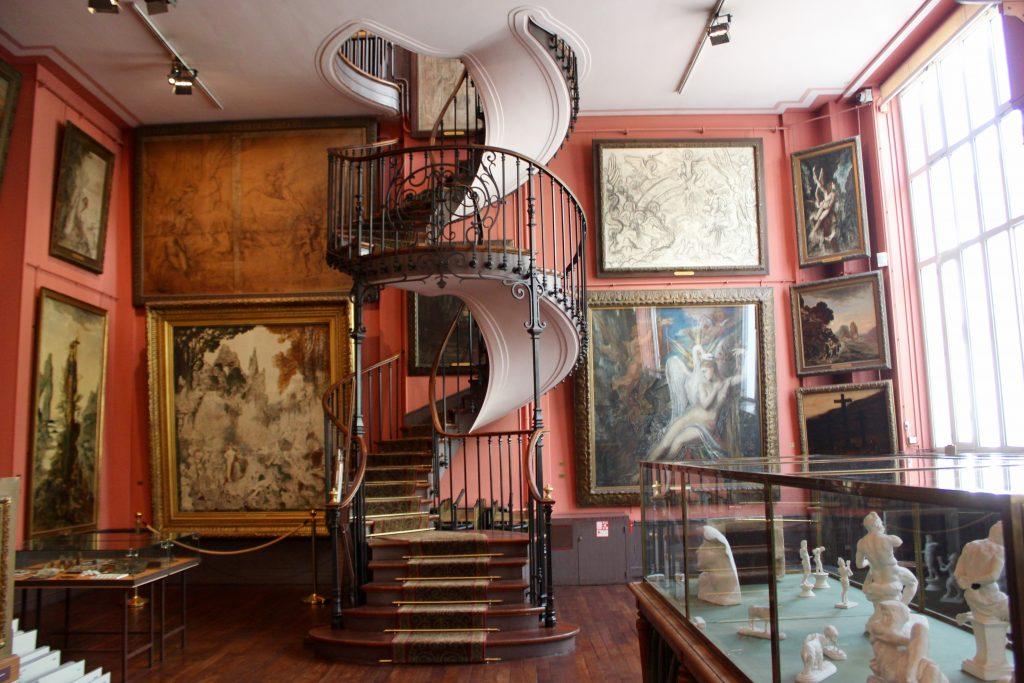 Le Musée national Gustave Moreau 14, rue de La Rochefoucauld 75009, Paris