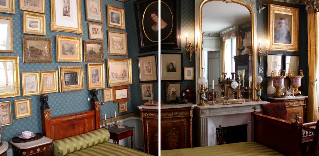 Le Musée national Gustave Moreau 14, rue de La Rochefoucauld 75009, Paris #lilous