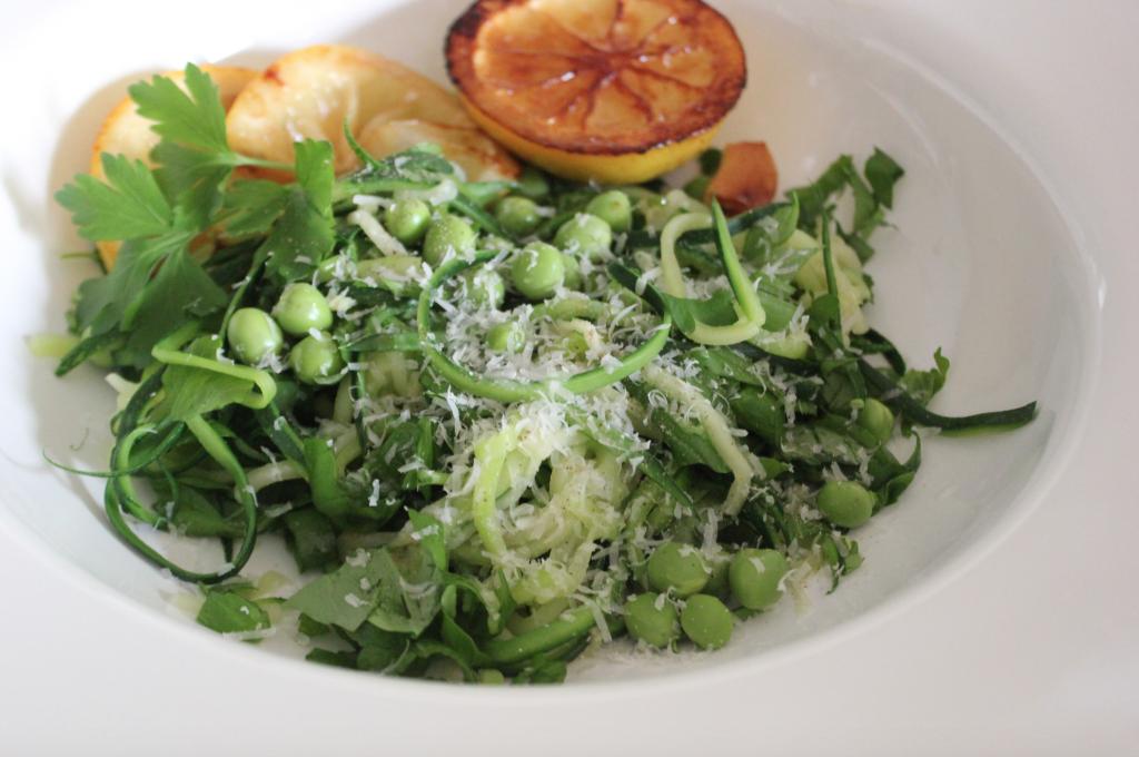 Helpot kasvisruoat L I L O U 's #lilous @KPohjanvirta broccoli-curry zucchini-pasta #macuisine #kotiruoka