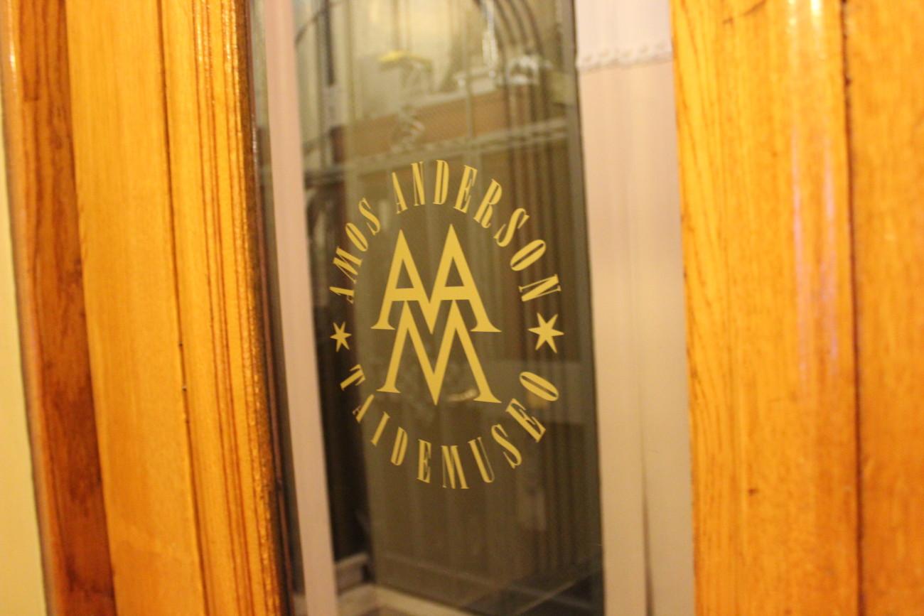 Väriharmoniaa Amos Anderson Museum L I L O U ' s #lilous lifestyle Helsinki @KPohjanvirta