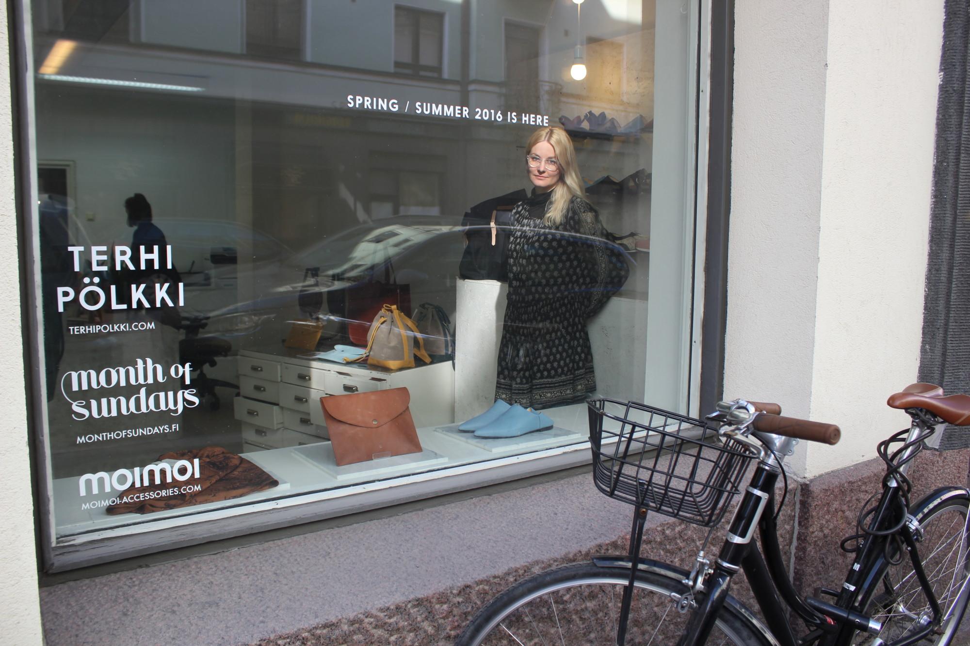 """Kenkäsuunnittelija Terhi Pölkki: """"On minun tehtäväni päättää, että tuote tehdään ekologisesti."""" L I L O U ' s #lilous lifestyle-blogi @KPohjanvirta"""