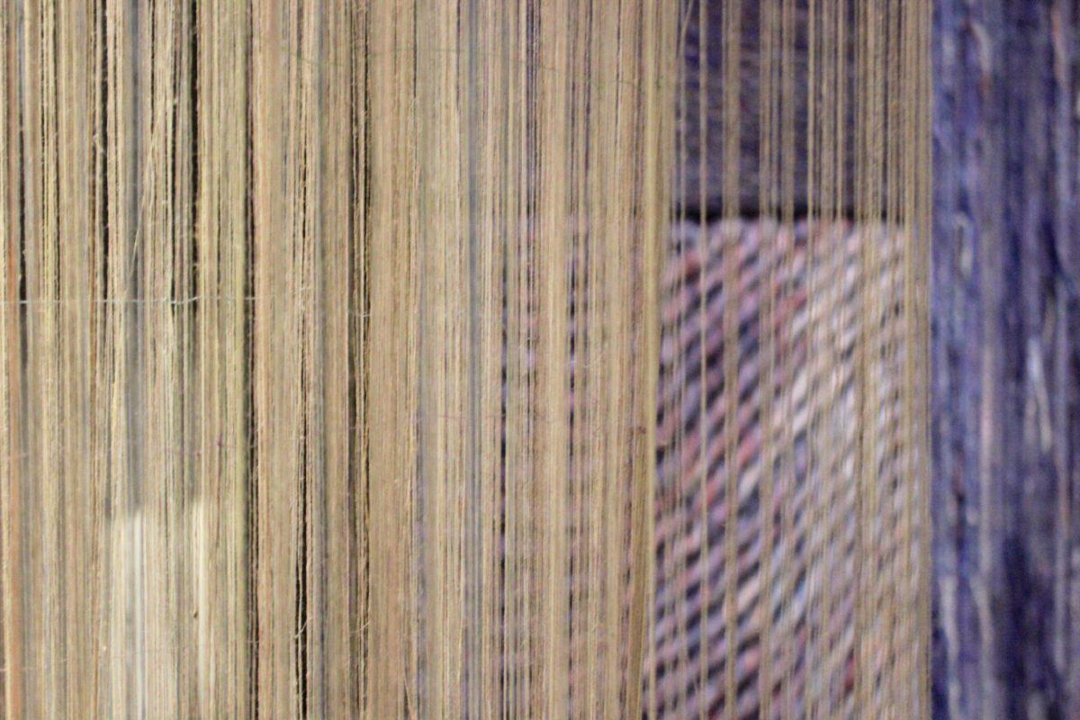 Kirsti Rantanen Designmuseossa 5.3. asti L I L O U ' s #KirstiRantanen @DesignmuseoFI #art #tekstiilitaide #lilous